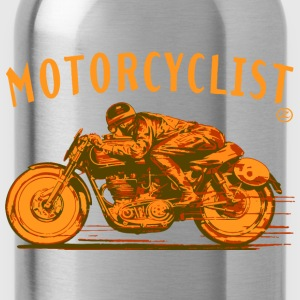 motorcyclist T-Shirts - Water Bottle