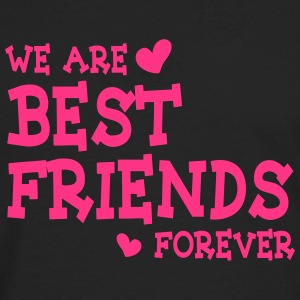 we are best friends forever ii 1c Sweat-shirts - T-shirt manches longues Premium Homme