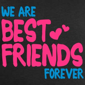 we are best friends forever i 2c Tröjor - Sweatshirt herr från Stanley & Stella