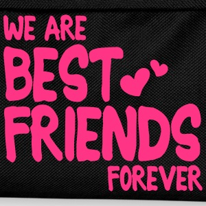 we are best friends forever i 1c Sweat-shirts - Sac à dos Enfant