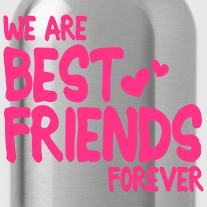 we are best friends forever i 1c Pullover & Hoodies - Trinkflasche