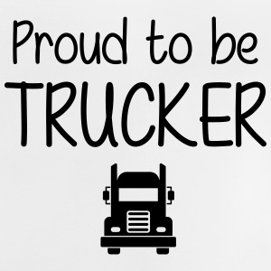 Proud to be Trucker Shirts - Baby T-Shirt