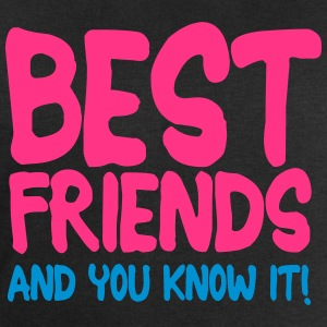 best friends and you know it ii 2c Tabliers - Sweat-shirt Homme Stanley & Stella
