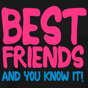 best friends and you know it ii 2c Tabliers - T-shirt Premium Homme