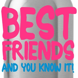 best friends and you know it ii 2c Felpe - Borraccia