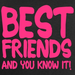 best friends and you know it ii 1c Abbigliamento sportivo - Felpa da uomo di Stanley & Stella