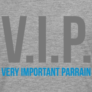VIP Very Important Parrain Tee shirts - T-shirt manches longues Premium Homme