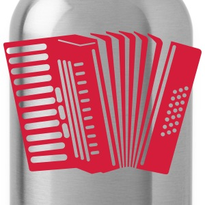 accordeon T-shirts - Drinkfles