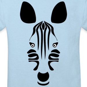 body zebra - T-shirt Bio Enfant