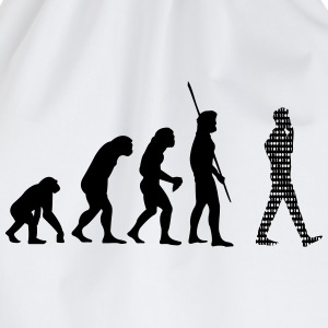 Binary Evolution Cell T-Shirts - Drawstring Bag