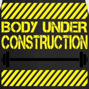 Body under construction Camisetas - Delantal de cocina