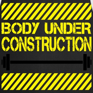 Body under construction Tanktops - Keukenschort