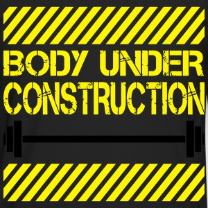 Body under construction Tee shirts - T-shirt manches longues Premium Homme
