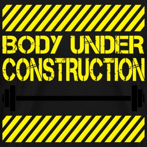 Body under construction Pullover & Hoodies - Männer Premium T-Shirt