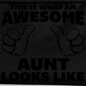 Awesome Aunt Looks Like T-Shirts - Kids' Backpack