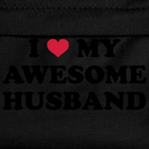 I Love My Husband  Hoodies & Sweatshirts - Kids' Backpack