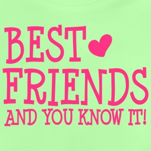 best friends and you know it ii  T-shirts - Baby T-shirt