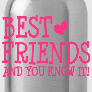 best friends and you know it ii  Tops - Drinkfles