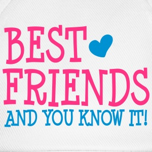 best friends and you know it ii 2c Sweaters - Baseballcap