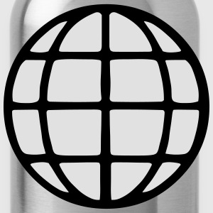 Global Symbol T-Shirts - Water Bottle