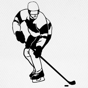 eishockey - ice hockey Felpe - Cappello con visiera