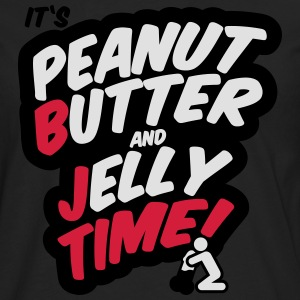 Peanut butter and jelly time, blowjob Tee shirts - T-shirt manches longues Premium Homme