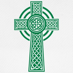 Celtic cross T-Shirts - Baseballkappe