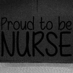 Proud to be Nurse T-shirts - Snapback cap