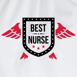 Best Nurse Kookschorten - Gymtas