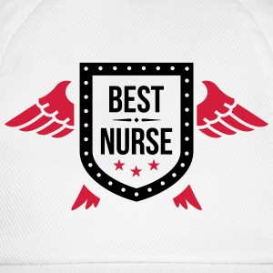 Best Nurse Tazze & Accessori - Cappello con visiera