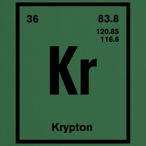 Krypton Element im Periodensystem T-Shirts - Kochschürze