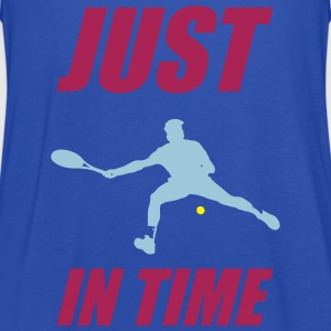 JUST IN TIME T-Shirts - Women's Tank Top by Bella