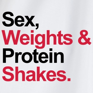 Protein Shakes  Gensere - Gymbag