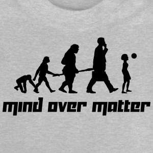 Mind over Matter (Vector) - Baby T-Shirt