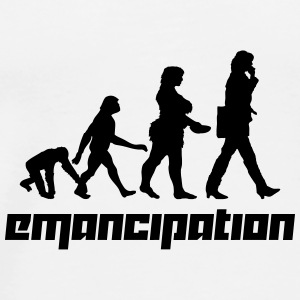 Emancipation (Vector) - Männer Premium T-Shirt