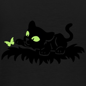 Playing Panther Pullover & Hoodies - Männer Premium T-Shirt