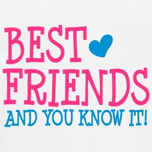 best friends and you know it ii 2c Mugs & Drinkware - Men's Premium T-Shirt