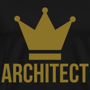 Architect  Aprons - Men's Premium T-Shirt