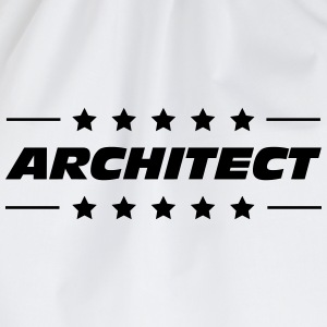 Architect T-Shirts - Drawstring Bag