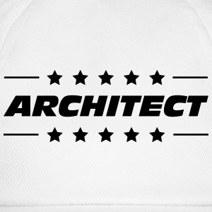 Architect T-shirts - Basebollkeps