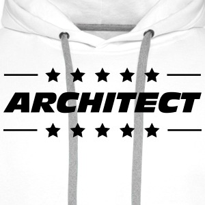 Architect T-Shirts - Men's Premium Hoodie