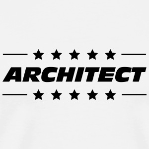 Architect Mugs & Drinkware - Men's Premium T-Shirt