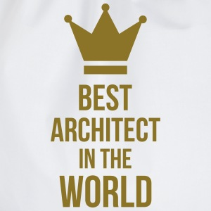 Best Architect in the World Bluzy - Worek gimnastyczny