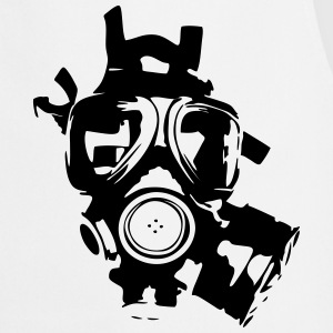 Gas mask T-Shirts - Cooking Apron