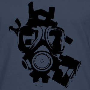 Gas mask Mugs & Drinkware - Men's Premium Longsleeve Shirt