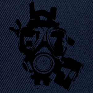 Gas mask Mugs & Drinkware - Snapback Cap