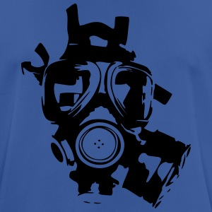 Gas mask Mugs & Drinkware - Men's Breathable T-Shirt