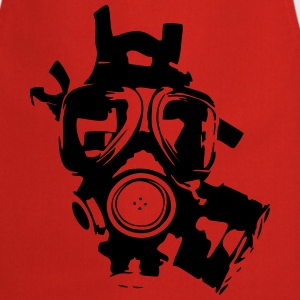 Gas mask Mugs & Drinkware - Cooking Apron