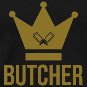 Butcher Mugs & Drinkware - Men's Premium T-Shirt