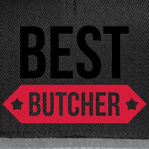 Best Butcher Shirts - Snapback cap